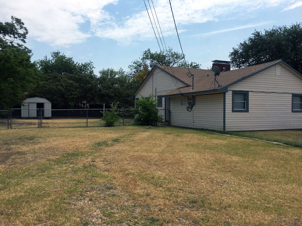 SOLD -1803 N Alexander St, Sherman, TX 75092