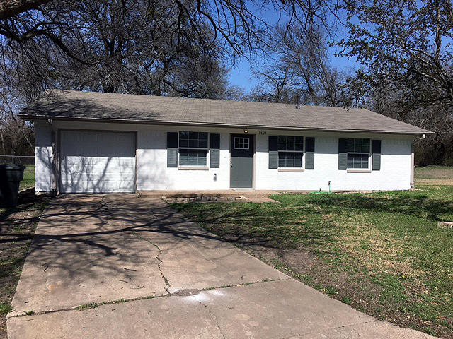 1418 E. McCall St, Sherman, TX 75090